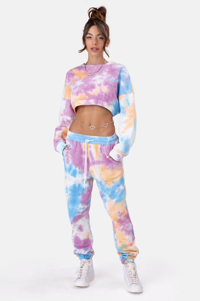 Splash Tie-Dye Sweatpants