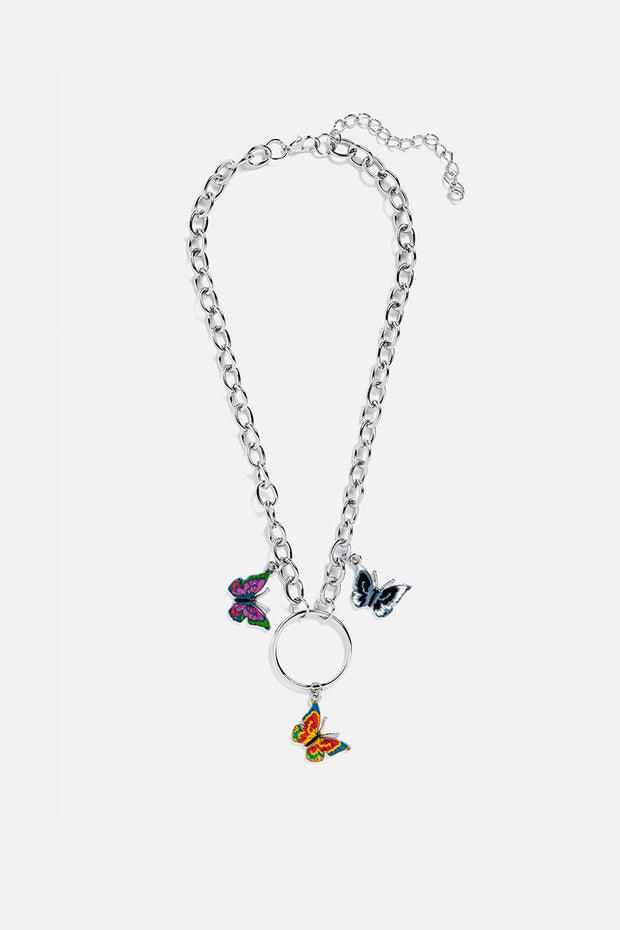 Butterflies Necklace