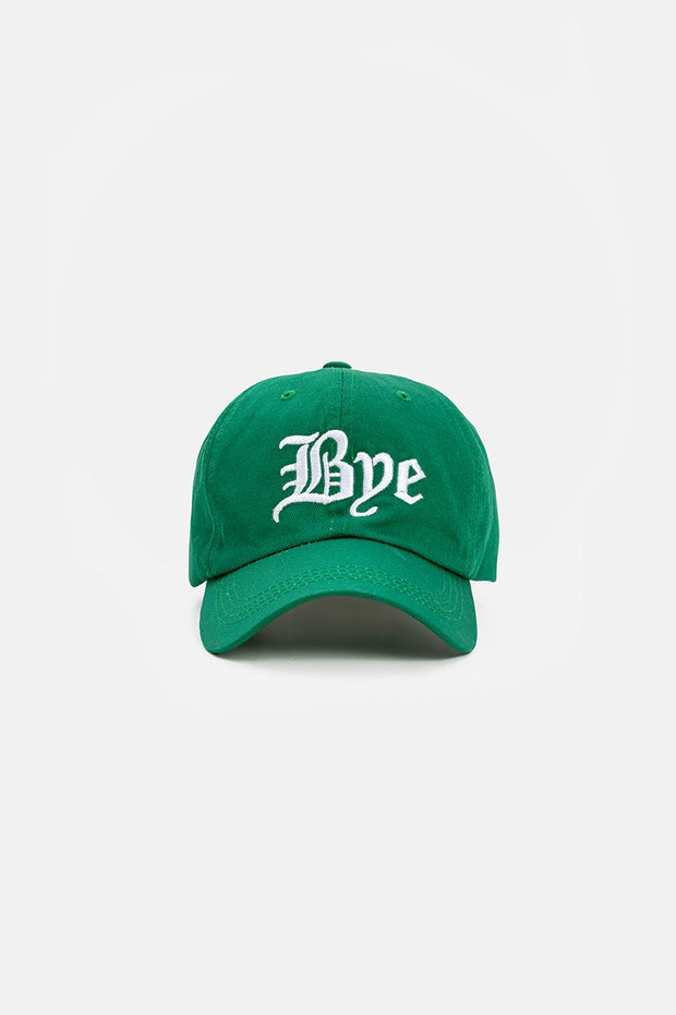 BYE Embroidery Baseball Cap