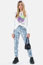 GLOBE Long Sleeve Tee