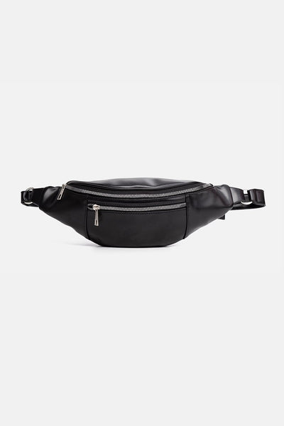 Vince Faux Leather Belt Bag