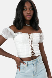 Element Off Shoulder Top