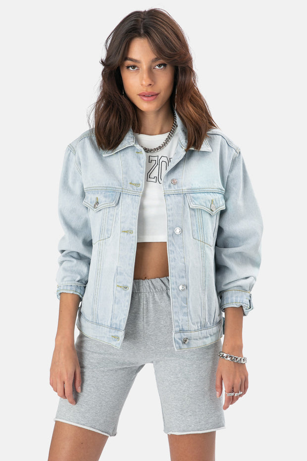 Lights Denim Jacket