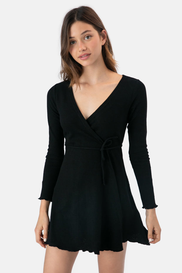 Dakota Wrap Dress