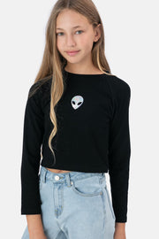 ALIEN Long Sleeve Top