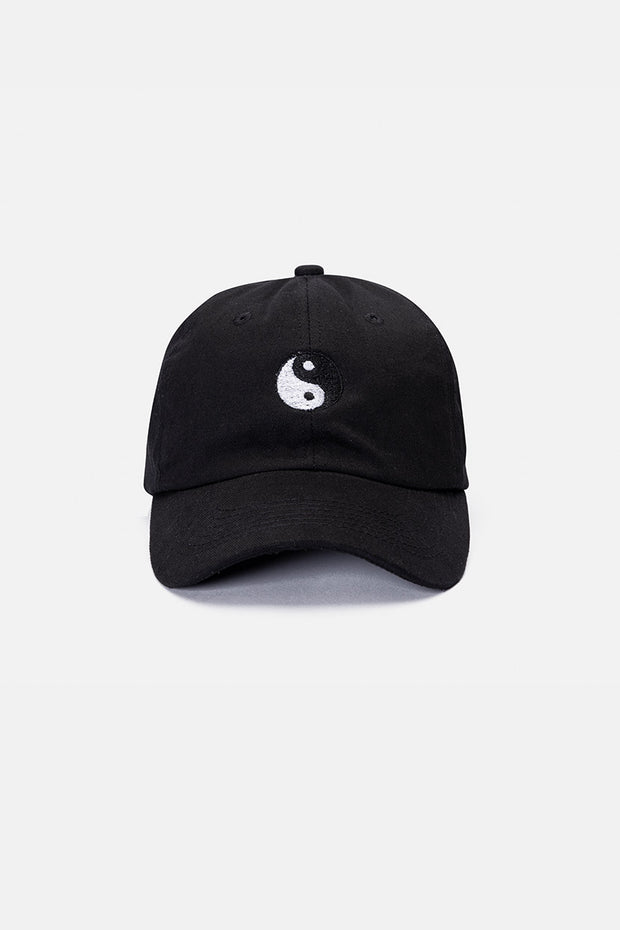Yin and Yang Baseball Cap