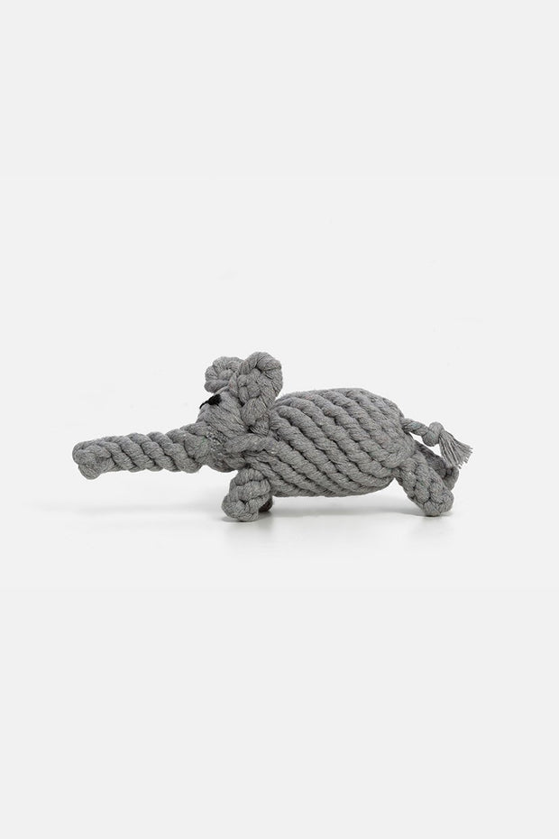 Elephant Knot Rope Dog Toy