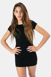 Annie Ribbed Dress