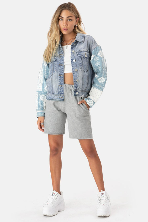 Corinne Denim Jacket