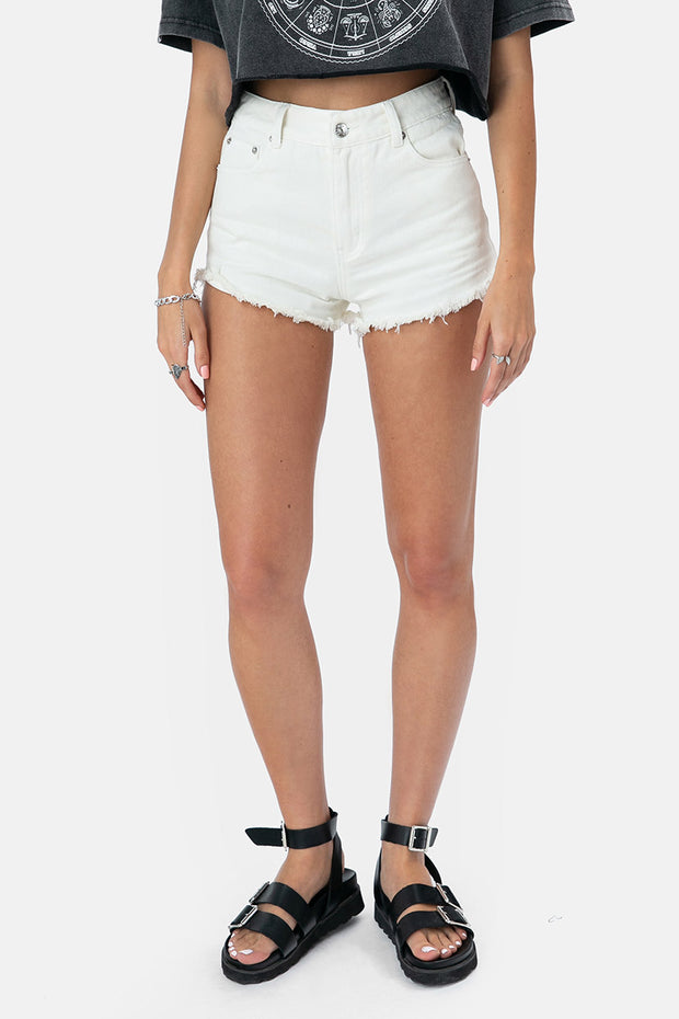 Astrology Jean Shorts