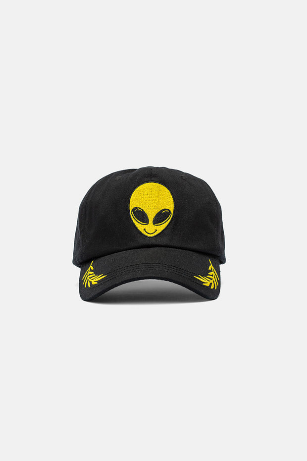 ALIEN Embroidery Baseball Cap