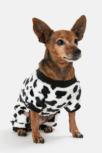 Cow-Dog Onesie