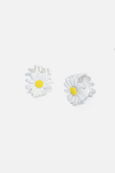 Daisy 2-Pack Small Hair Clips