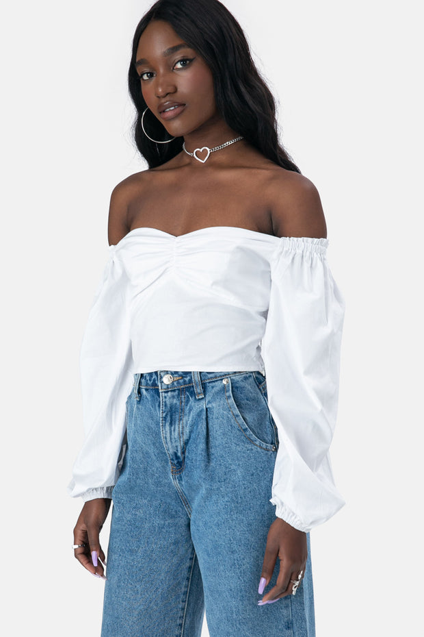 Riley Off Shoulders Top