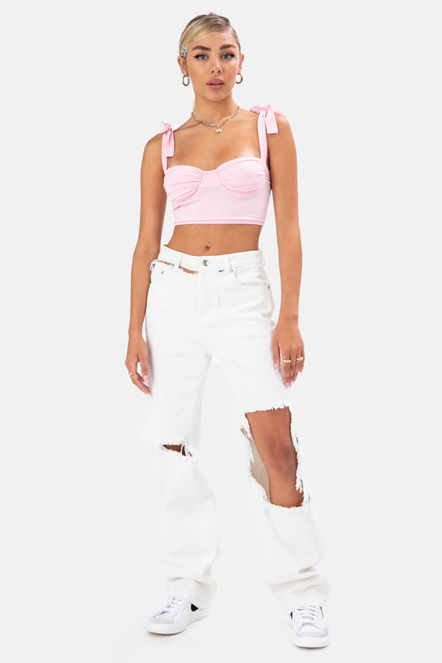 Candy Crop Top