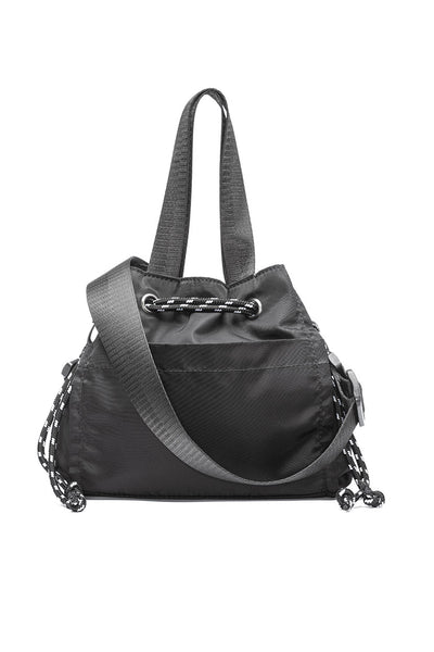 Donna Nylon Bucket Bag