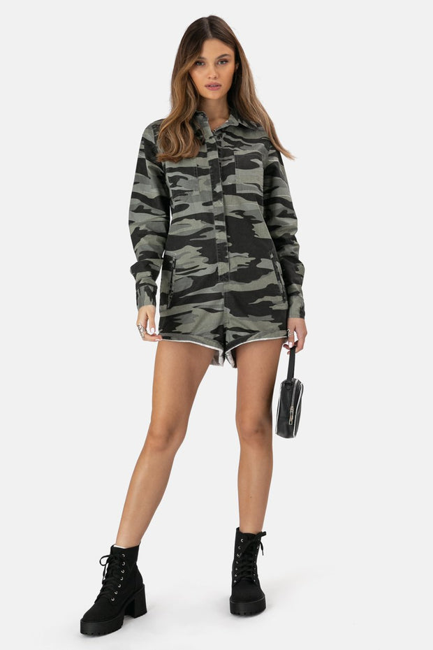 Ammunition Romper