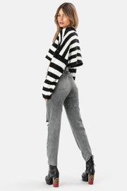 Laughlin Cropped Sweater