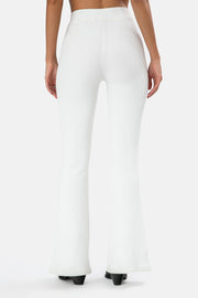 Flare Ribbed Pants