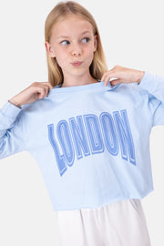 LONDON Long Sleeve Tee