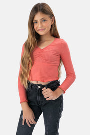 Bonnie Crop Top