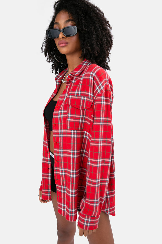 Play-Date Flannel Shirt