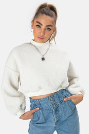 Aiden Cropped Sweater