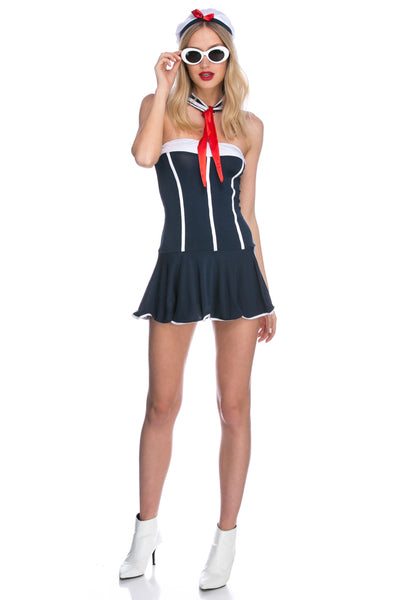 Suzy Sailor Outfit