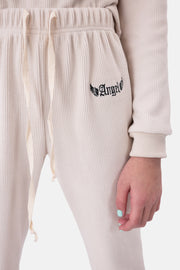 Wendy Ribbed Sweatpants