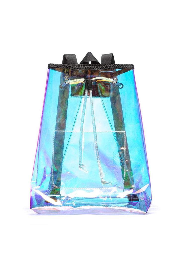 Hologramic Touch Backpack
