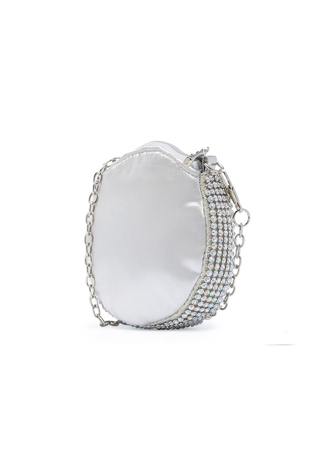 Round It Rhinestones Bag