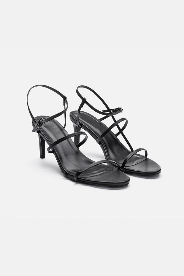 Catalina Faux Leather Sandals