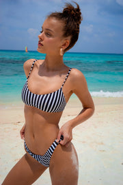 Fun Stripes Bikini Bottom