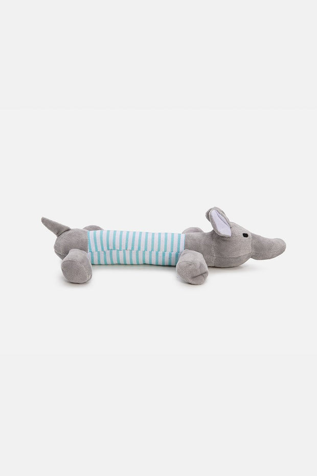 Long Velvet Dog Toy