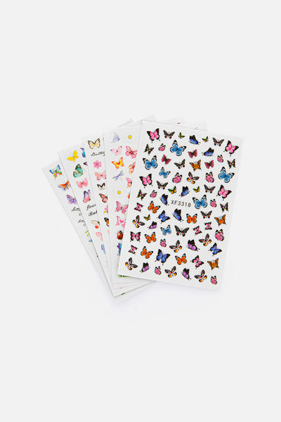 WING-IT Nail Sticker Set