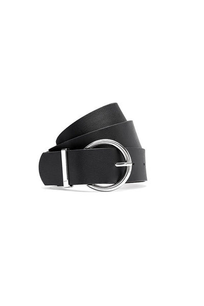 Buckle Faux Leather Belt (2003341475904)
