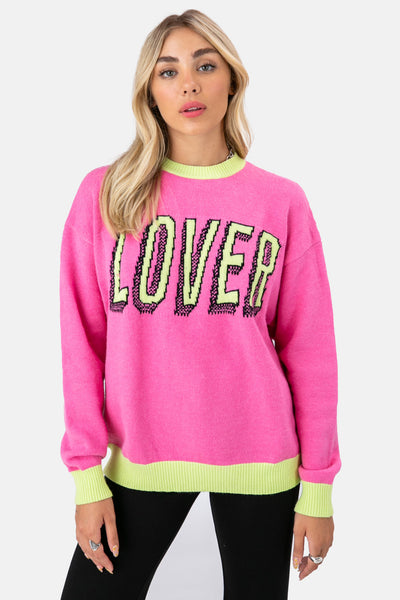 LOVER Knit Sweater