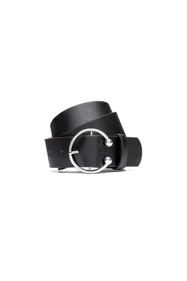Sausalito Faux Leather Belt