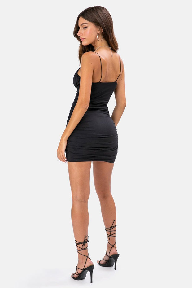 Grayson Ruche Dress