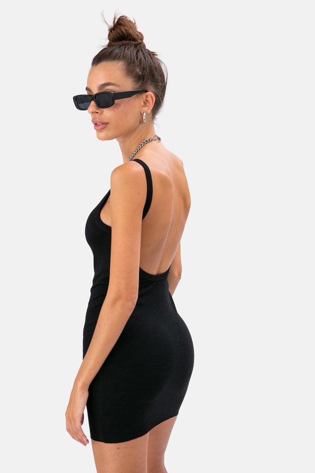 Kloss Open Back Dress