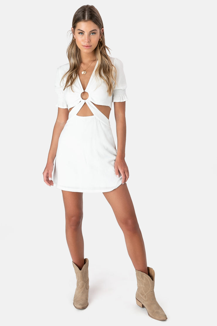 Brandley Cut Out Dress