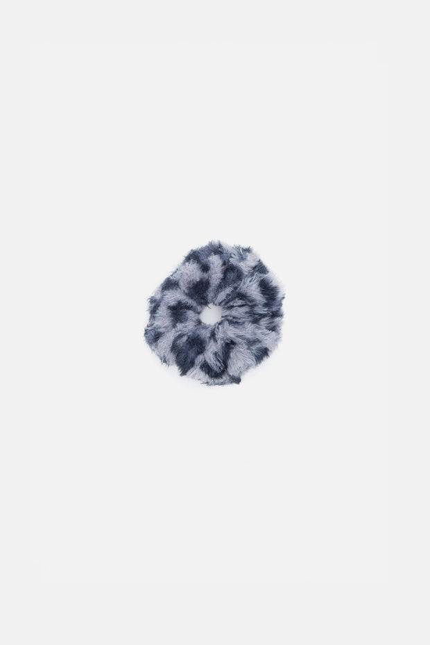 Wildlife Faux Fur Scrunchie