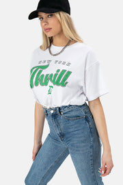 Thrill Crop T-shirt