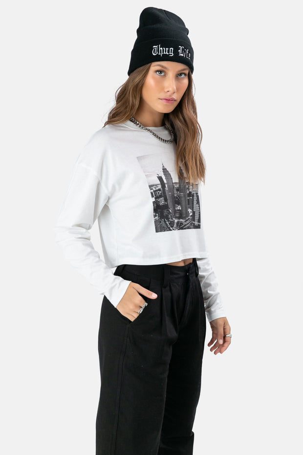 LANDSCAPE Long Sleeve Tee