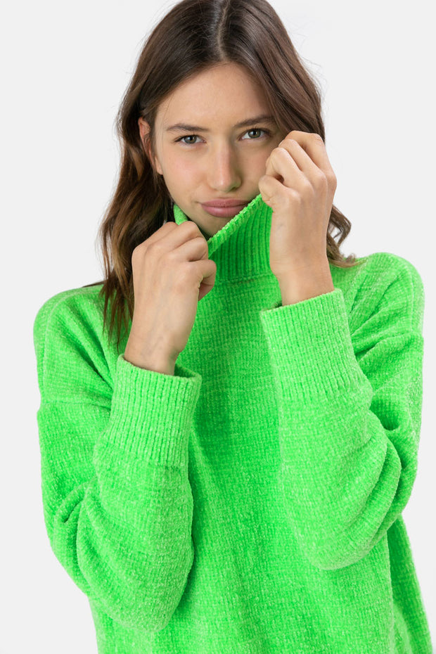 Madison Turtleneck