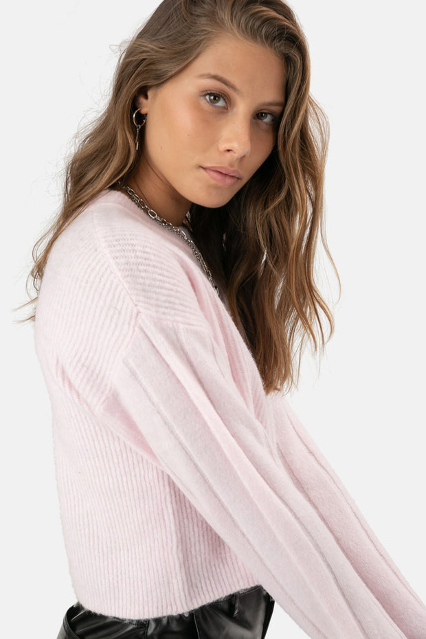 Ainsley Ribbed Sweater