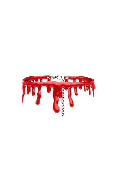 Bloody Buddy Choker