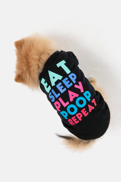 EAT SLEEP Dog T-Shirt