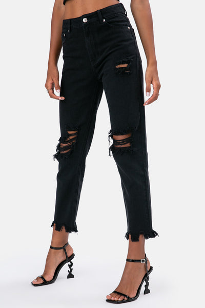 Samoa Ripped Jeans | STRAIGHT