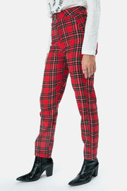 Martins Plaid Pants